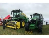Цифровой хаб John Deere познакомила аграриев с разработками для повышения эффективности сельхозпроизводства