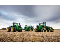 John Deere представила новую серию высокотехнологичных тракторов 9R