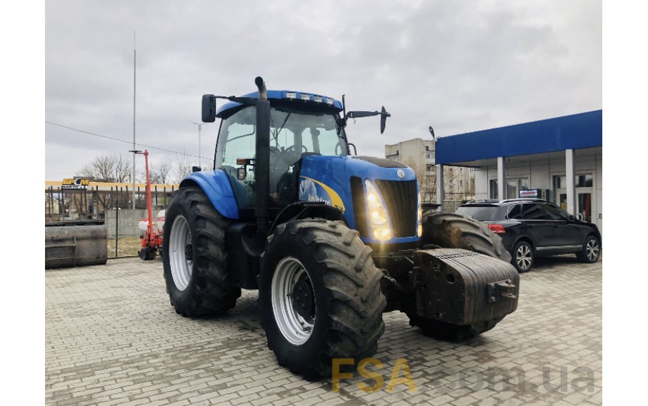 NEW HOLLAND - TG 285