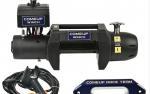 Гидравлическая лебедка ComeUp Seal MadX 8.0s (короткая) 12V