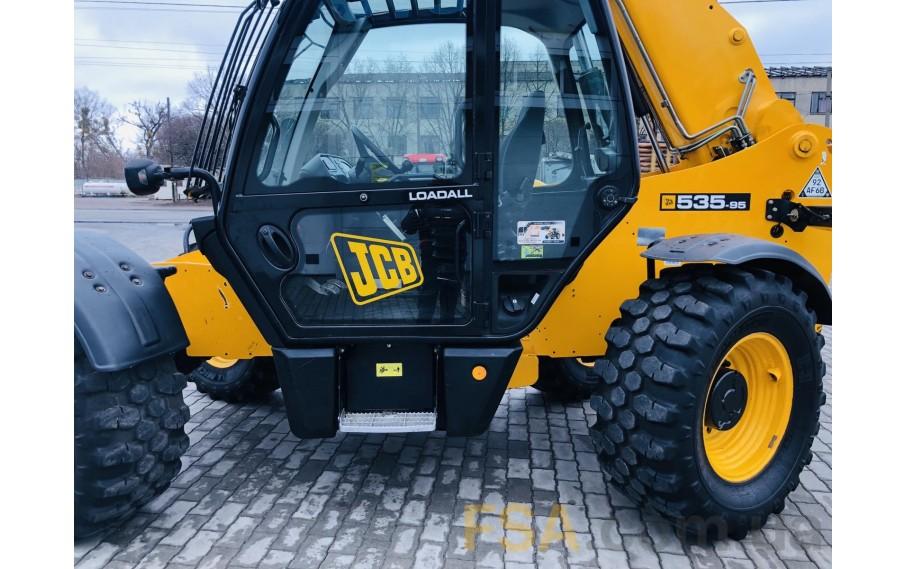 JCB - 535-95 (ВОЗМОЖЕН ЛИЗИНГ)